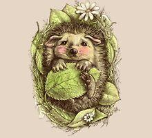 Little hedgehog colored Unisex T-Shirt