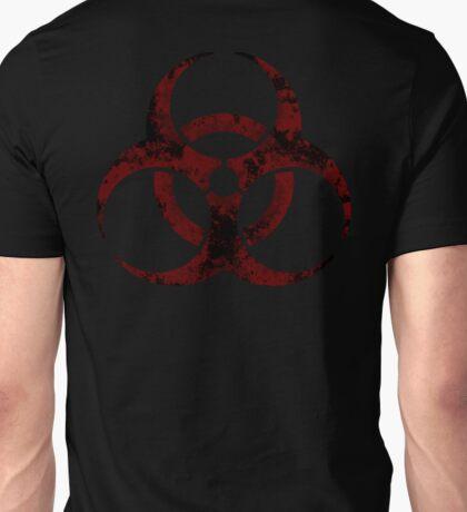 Biohazard symbol 2 Unisex T-Shirt