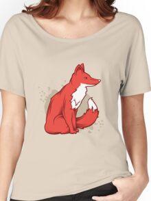 Fire fox Women's Relaxed Fit T-Shirt