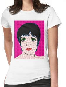 Liza By BlissNights Womens Fitted T-Shirt