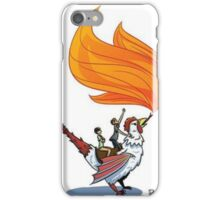 Good Mythical Morning Cockatrice Art by Mr. Ritter iPhone Case/Skin