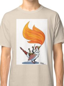 Good Mythical Morning Cockatrice Art by Mr. Ritter Classic T-Shirt
