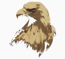 Eagle, bird One Piece - Short Sleeve