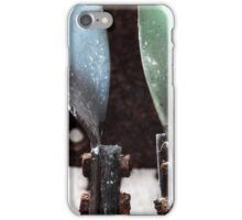 25.3.2016: End of Electricity I iPhone Case/Skin