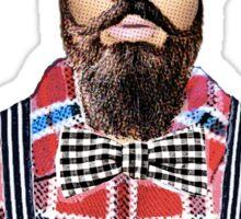 Hipster! Sticker