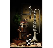 Still-life With The Trumpet Photographic Print