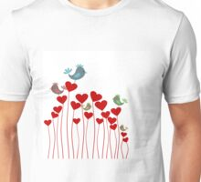 Love background3 Unisex T-Shirt