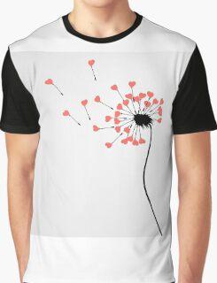 Love dandelion Graphic T-Shirt