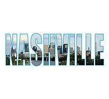 Nashville Photographic Print