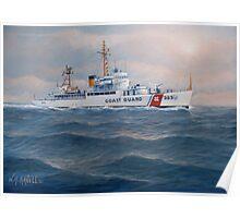 U. S. Coast Guard Cutter Castle Rock Poster