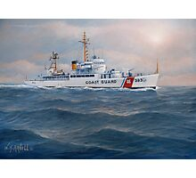 U. S. Coast Guard Cutter Castle Rock Photographic Print