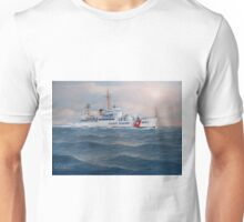 U. S. Coast Guard Cutter Castle Rock Unisex T-Shirt