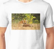 Red Fox, Algonquin Park Unisex T-Shirt