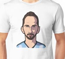 Higuain Caricature Unisex T-Shirt