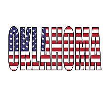 Oklahoma. Photographic Print