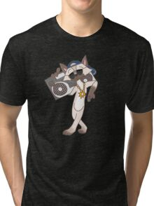 Cool Cat in town Tri-blend T-Shirt