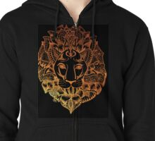 Spirit of Africa Zipped Hoodie
