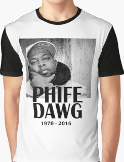 Phife Dawg - RIP Graphic T-Shirt