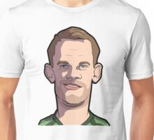 Neuer Caricature Unisex T-Shirt