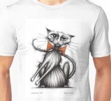 Scratchy cat Unisex T-Shirt