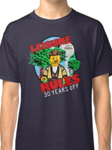 Leisure Rules - 30 Year's variant Classic T-Shirt