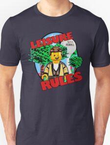 Leisure Rules - Save Ferris  Unisex T-Shirt