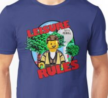 Leisure Rules - Save Ferris  Unisex T-Shirt