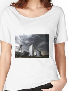 Skyscraper Women's Relaxed Fit T-Shirt