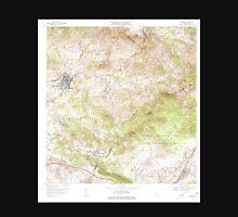 USGS TOPO Map Puerto Rico PR Coamo 362092 1972 20000 Unisex T-Shirt