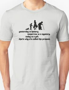 History Mystery Gift Present T-Shirt