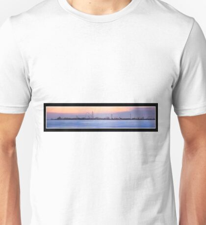 Cedar Point Panoramic Unisex T-Shirt