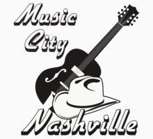 Nashville Kids Tee
