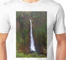 Catarata Del Toro Waterfall - Costa Rica Unisex T-Shirt