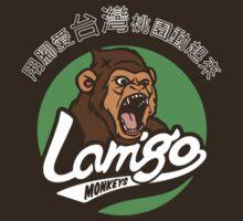 Lamigo Monkeys by boltage69