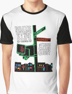 Beats Rhymes & Life - the travel of Graphic T-Shirt