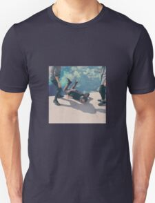Hummingbird - Local Natives Unisex T-Shirt