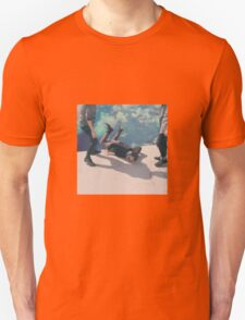 Hummingbird - Local Natives Unisex T-Shirt