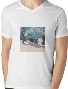 Hummingbird - Local Natives Mens V-Neck T-Shirt