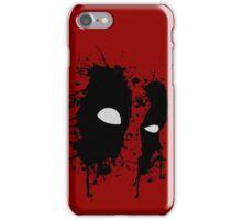 Eyes of the anti-hero iPhone Case/Skin