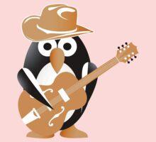 Penguin guitarist One Piece - Long Sleeve