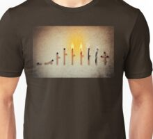 life cycle Unisex T-Shirt