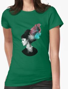 Friday, I'm in love. Womens Fitted T-Shirt