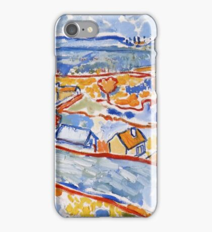 Hills & Houses iPhone Case/Skin