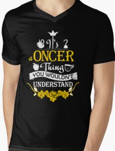 It's A Oncer Thing! Mens V-Neck T-Shirt