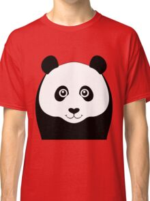 PANDA PORTRAIT Classic T-Shirt