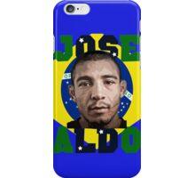Jose Aldo Brazilian Beast iPhone Case/Skin