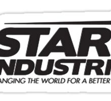 Stark industries Sticker