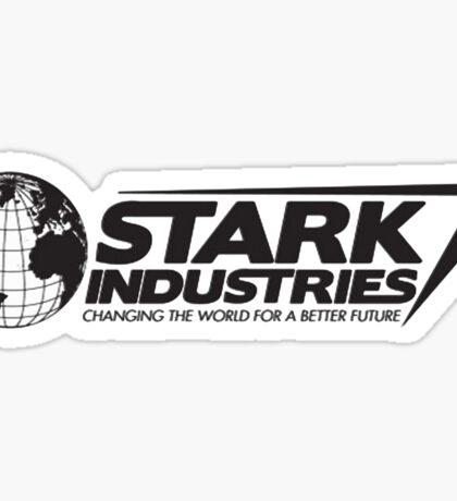 Stark industries Sticker
