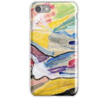 Happy Easter 2016. Abstract by Andrzej Goszcz. iPhone Case/Skin