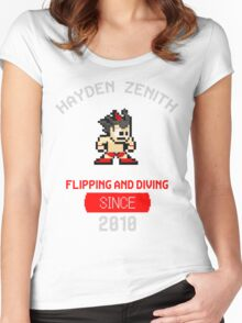 Hayden Zenith - ZBOY Women's Fitted Scoop T-Shirt